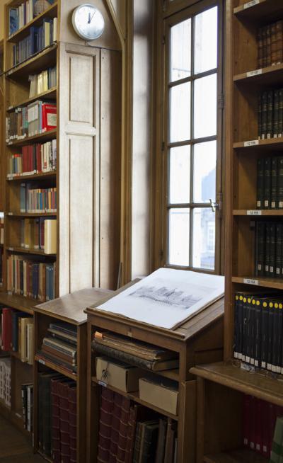 Collections de la bibliothèque