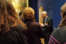 Visite Exposition Poussin 2015