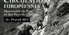 Congrès du Cths «Circulations montagnardes, circulations européennes»