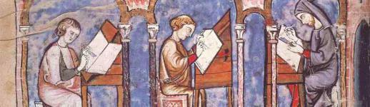 Libro de los Juegos, Real Biblioteca del Monasterio de El Escorial, Ms. T.I.6 (Séville, 1283), fol. 1v